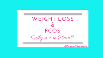 Weight Loss & pcos blog post